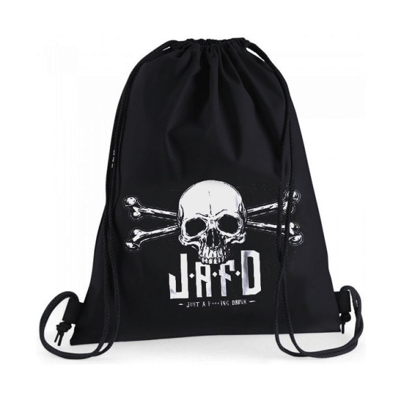 just a f***ing drink - Sports-Bag - Logo - [black]